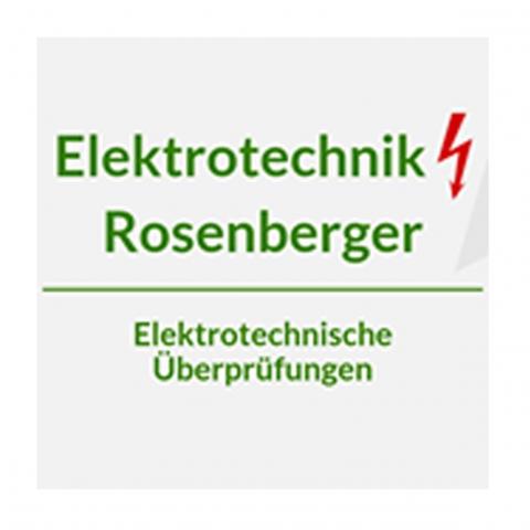 Elektrotechnik Rosenberger Logo