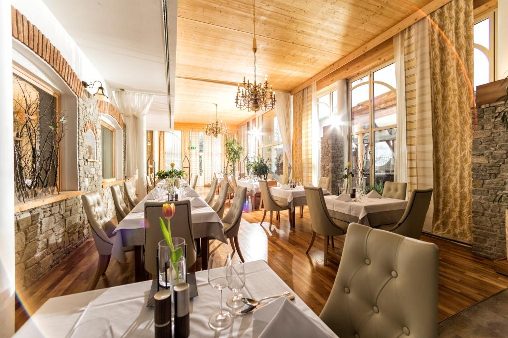 Garten-Hotel Ochensberger Restauant