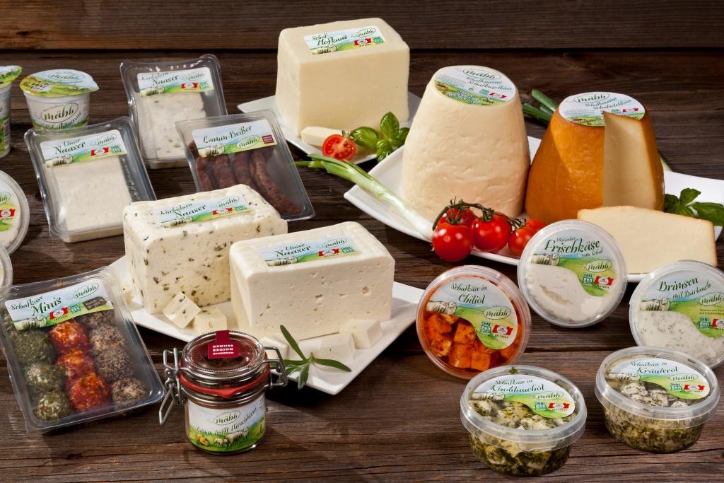 Weizer Schafbauern Produkte