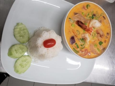 Waldschänke thailändische Küche