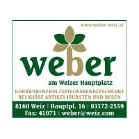 Weber Korbwaren Logo