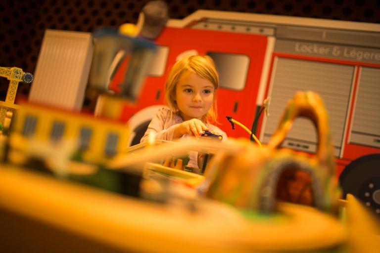 Locker & Légere Kinderspielecke