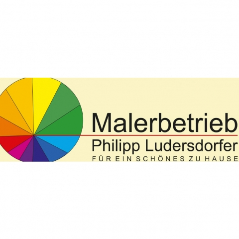 Malerbertrieb Philipp Ludersdorfer Logo