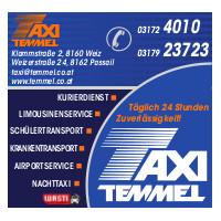 Taxi Temmel Logo