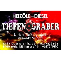 Tiefengraber Heizöle Logo