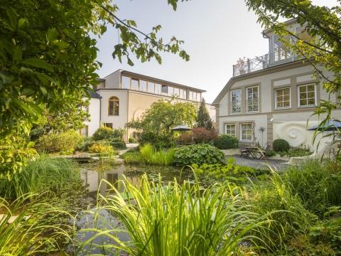 Garten-Hotel Ochensberger Außenansicht