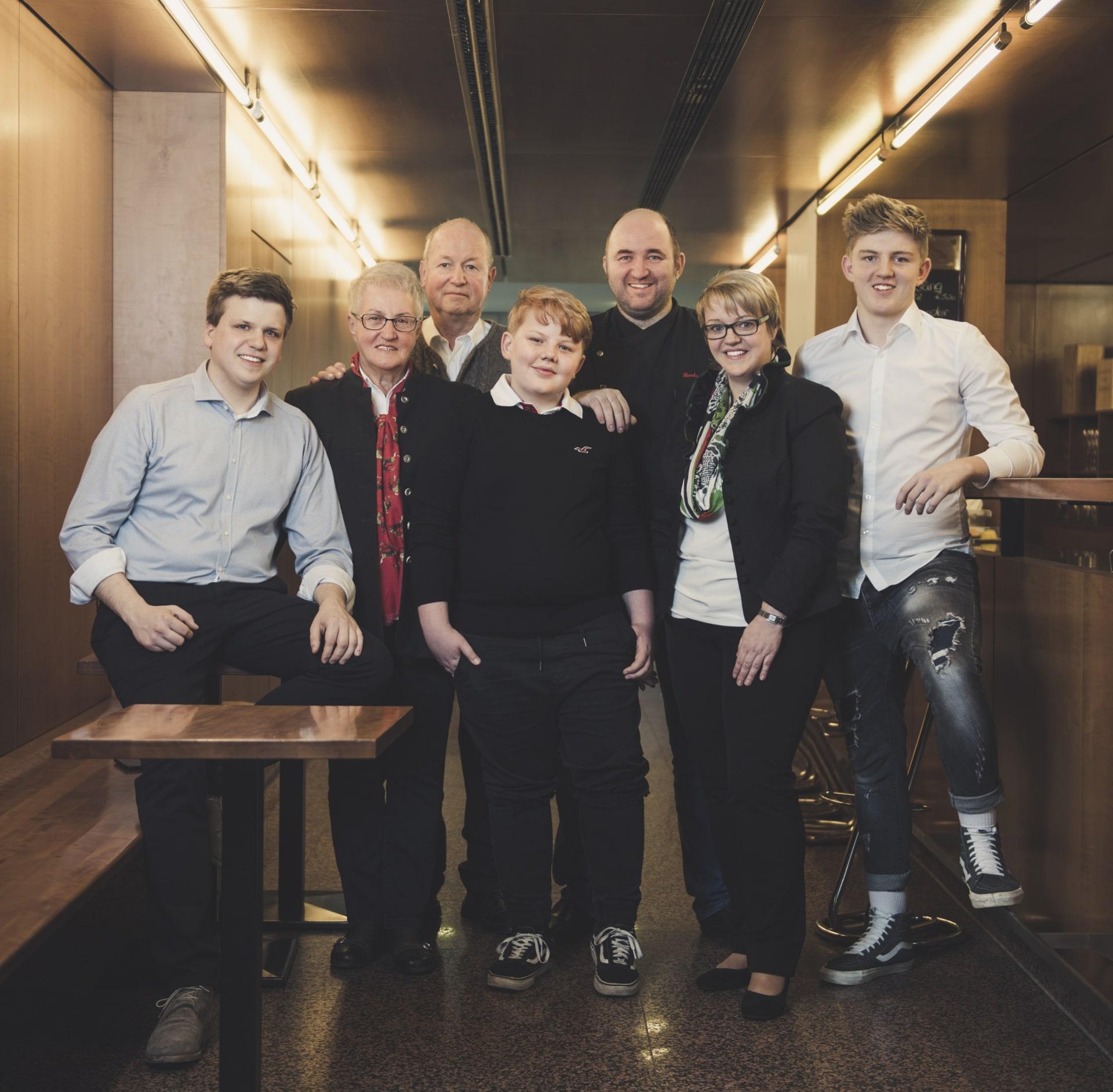 Die Familie Ederer