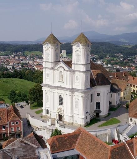 Basilika am Weizberg