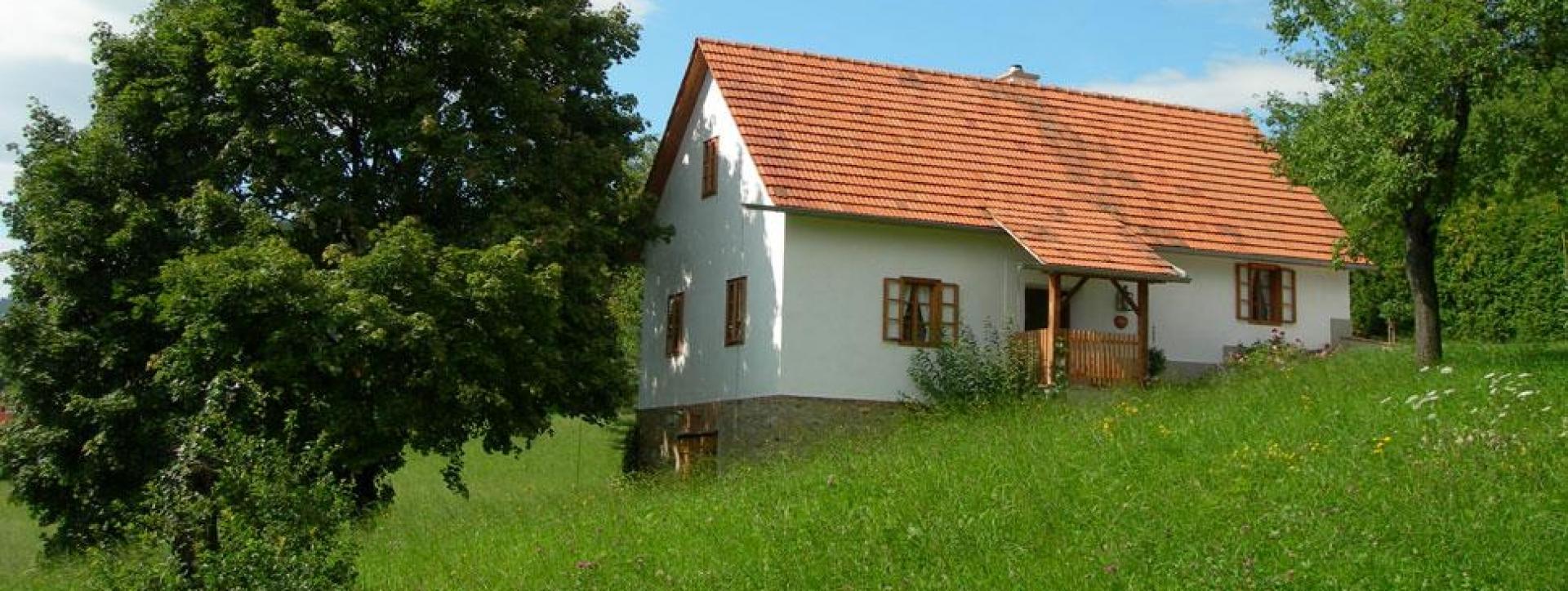 Ferienhaus Moarhofstöckl Außenansicht