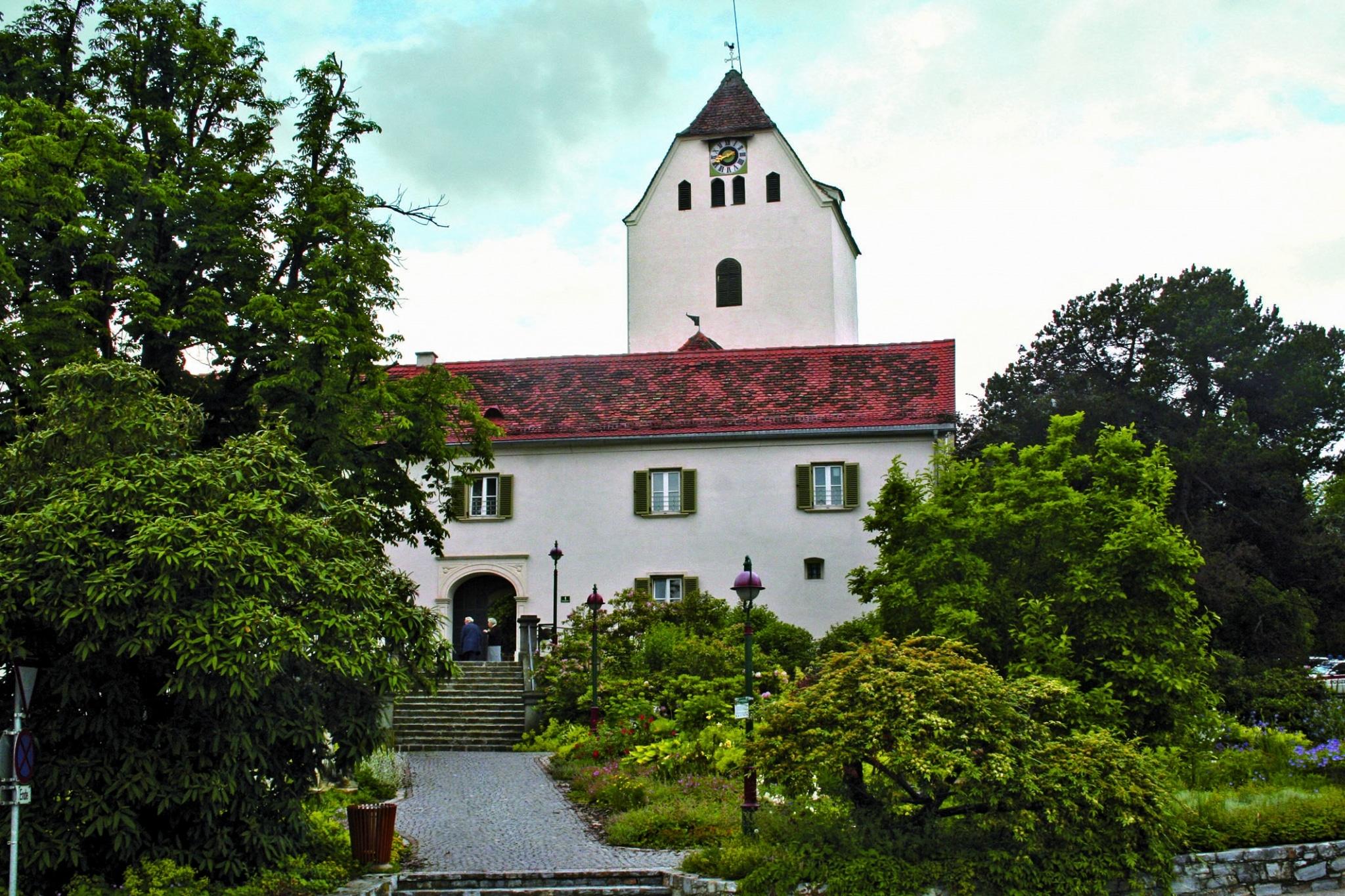 Taborkirche Weiz Außenansicht