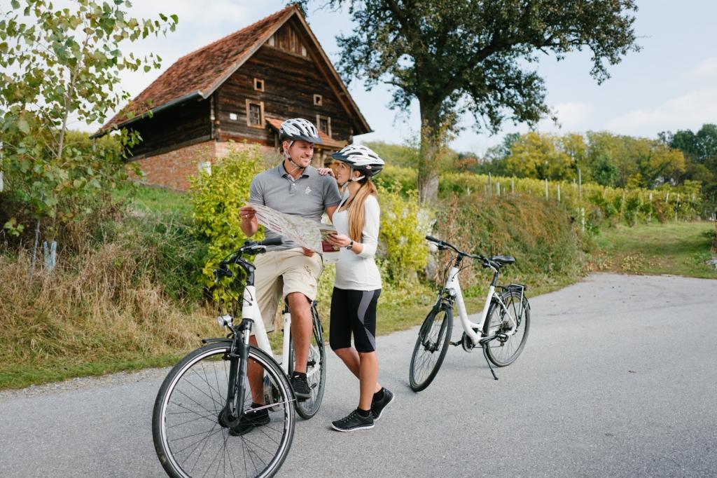 St. Ruprecht, Radfahren