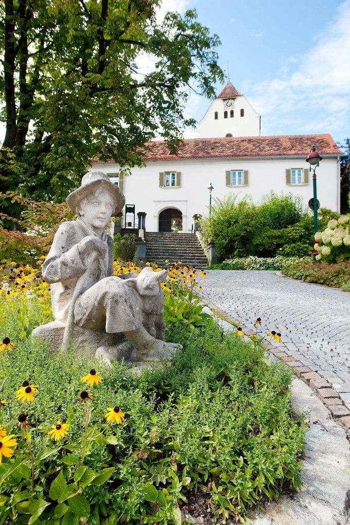 Taborkirche Spiritueller Weg (c) Stadtgemeinde Weiz Eisenberger