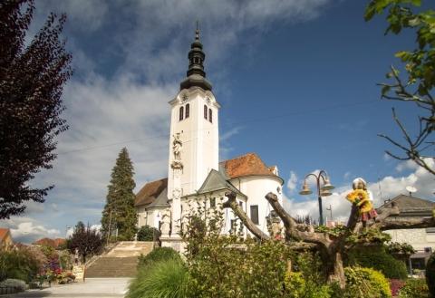 Barockkirche St. Ruprecht an der Raab Außen