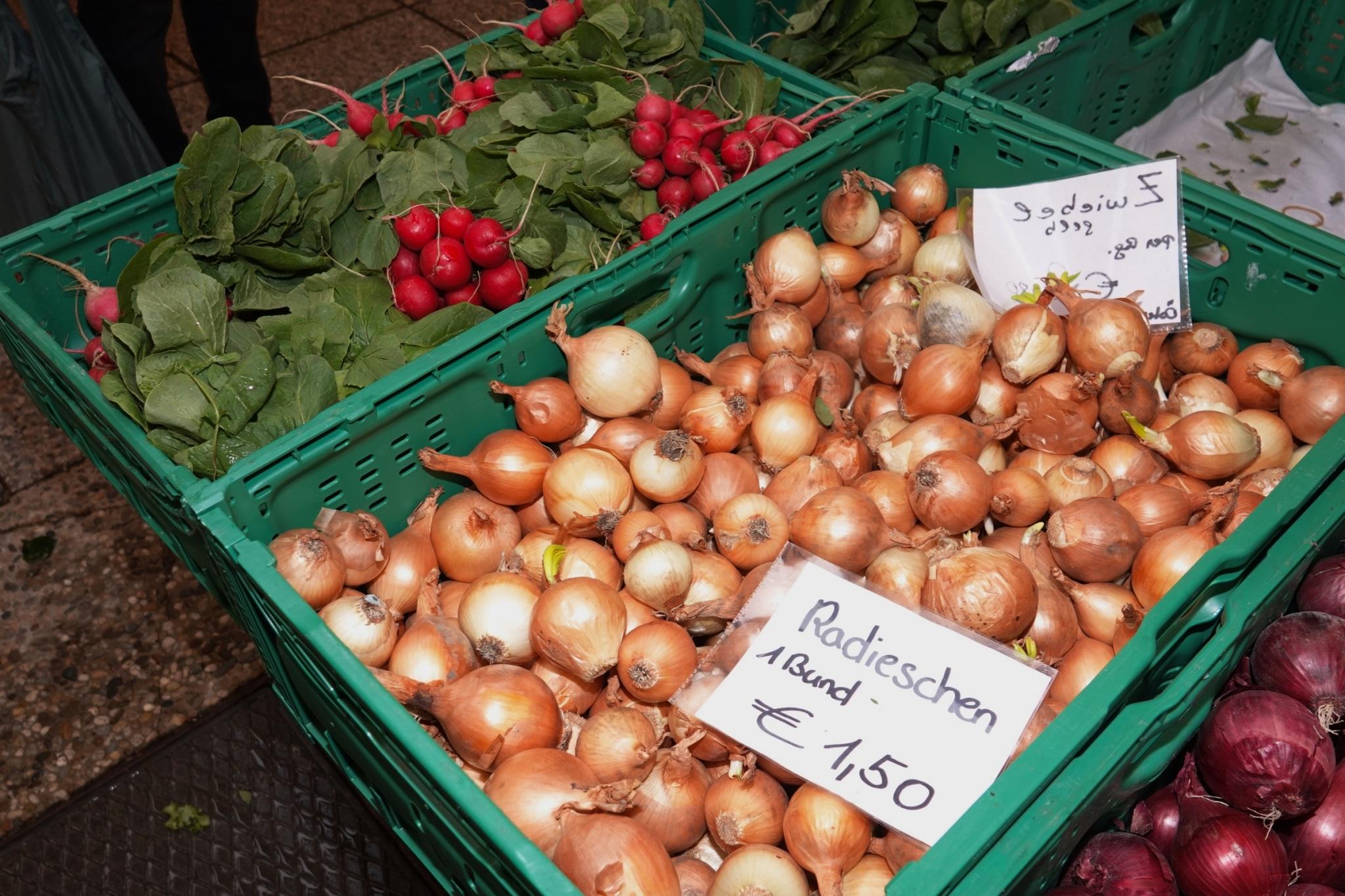 Bauernmarkt in Weiz
