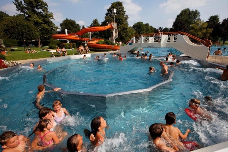 Schwimmen Schwimmbad Sport