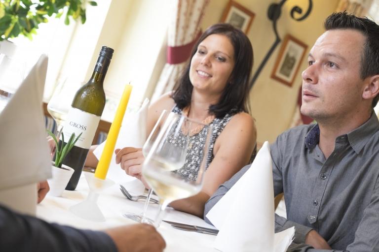 Essen und Trinken Marktheuriger Strobl