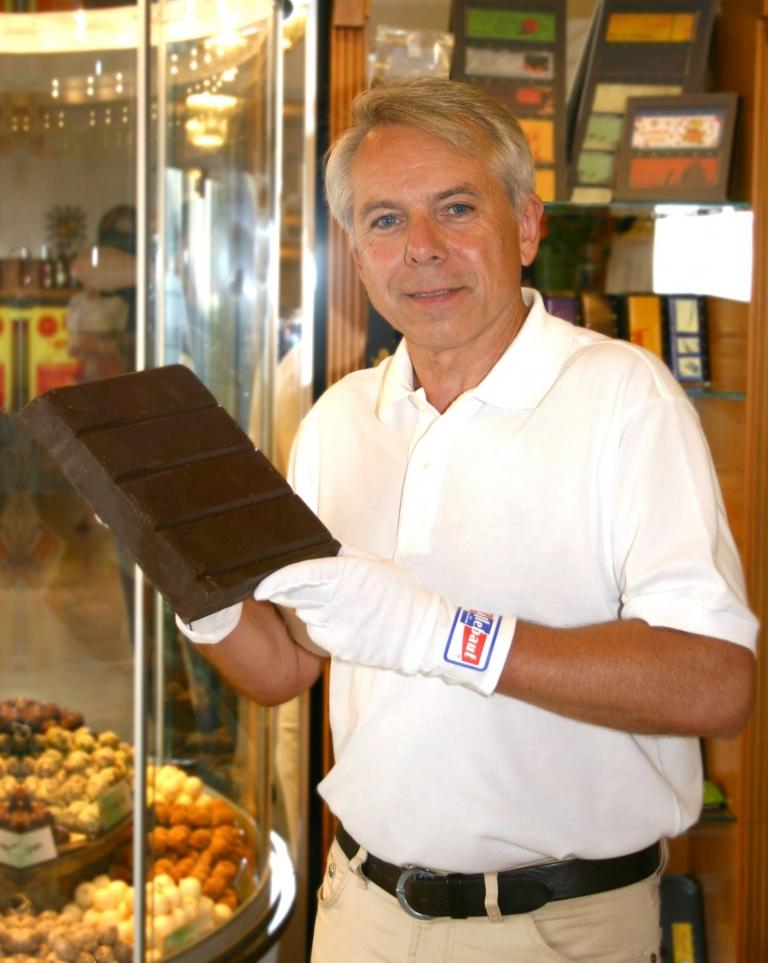 Heinz Schwindhackl Schokolade