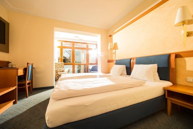 Zimmer im Hotel Locker & Légere