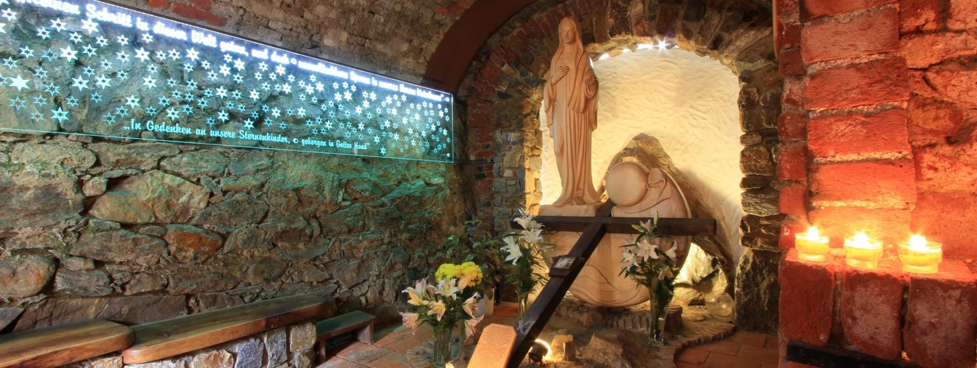 Friedensgrotte St. Ruprecht an der Raab
