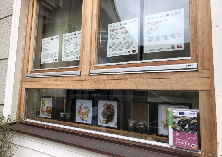 Käferbohnen-Fenster St. Ruprecht