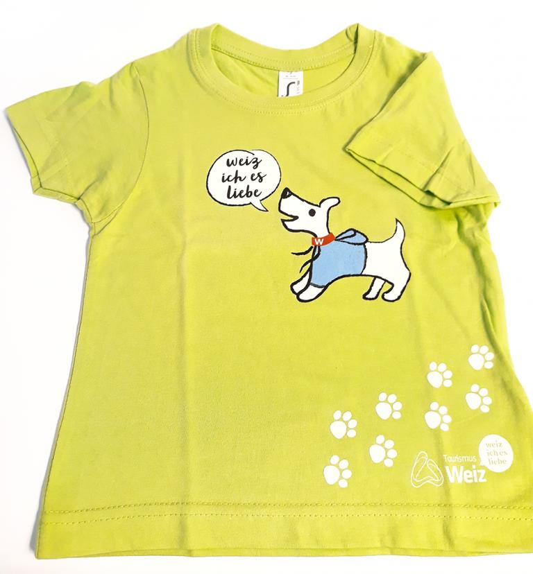 Kinder Shirt Wurli
