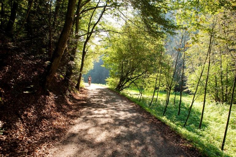 Raabklamm Wandern und Radfahren