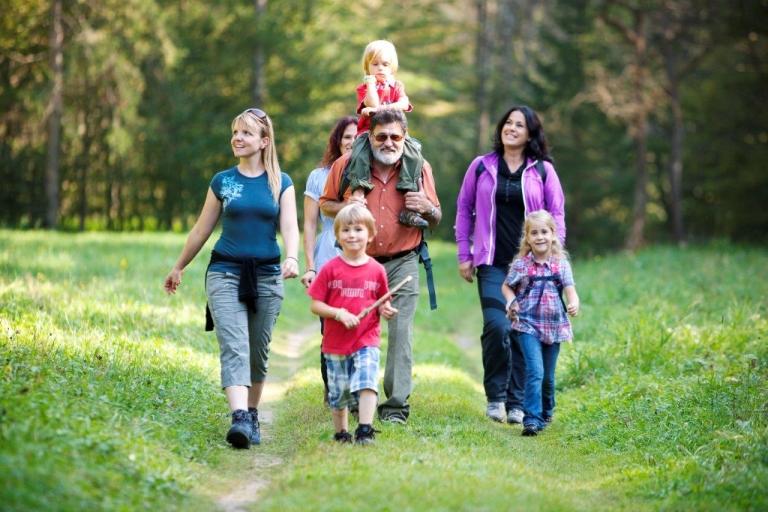 Raabklamm Wanderung für die ganze Familie