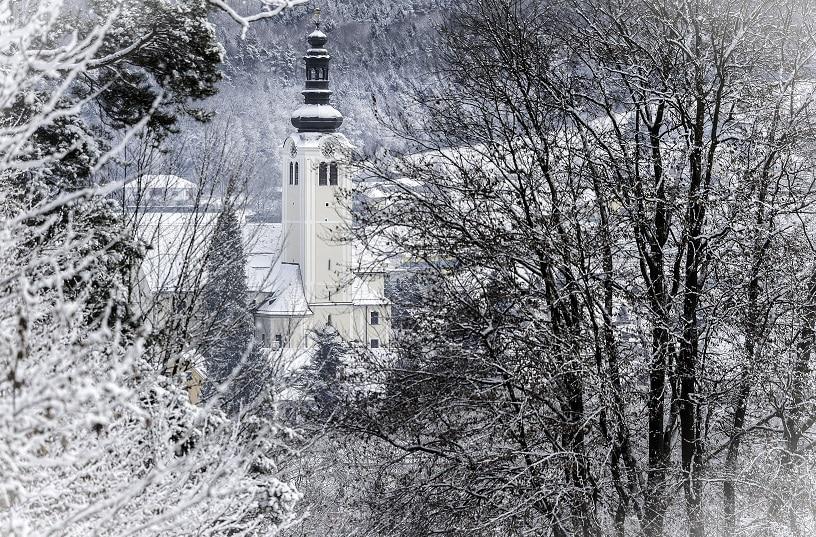 Winter in St. Ruprecht an der Raab