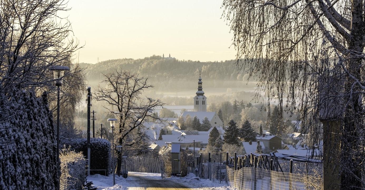 Winter in St. Ruprecht