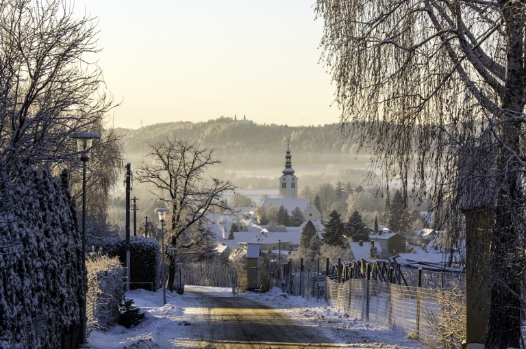 Winter in St. Ruprecht
