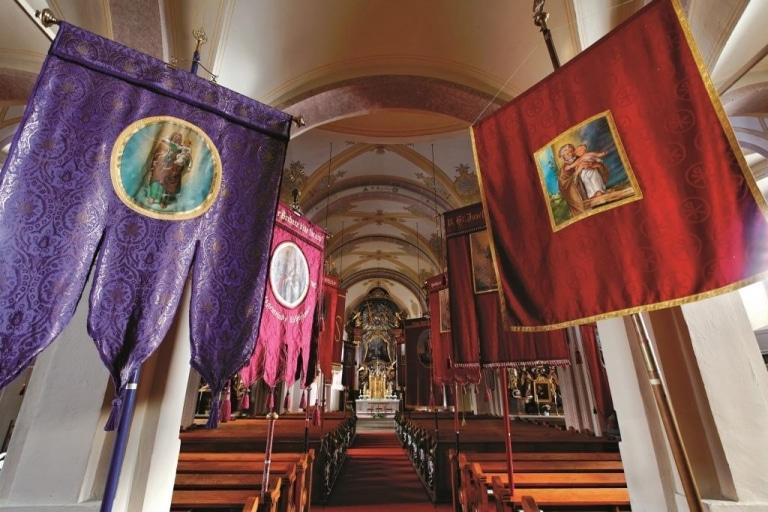 Barockkirche St. Ruprecht an der Raab Innen
