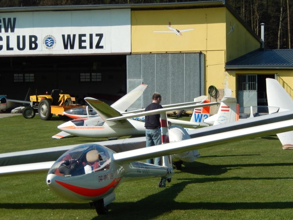 Flugplatz Unterfladnitz