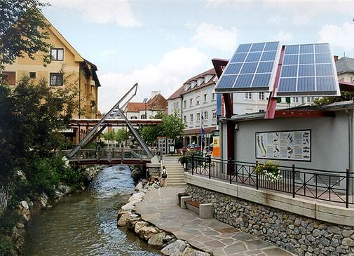 Solarleuchten Weizbach