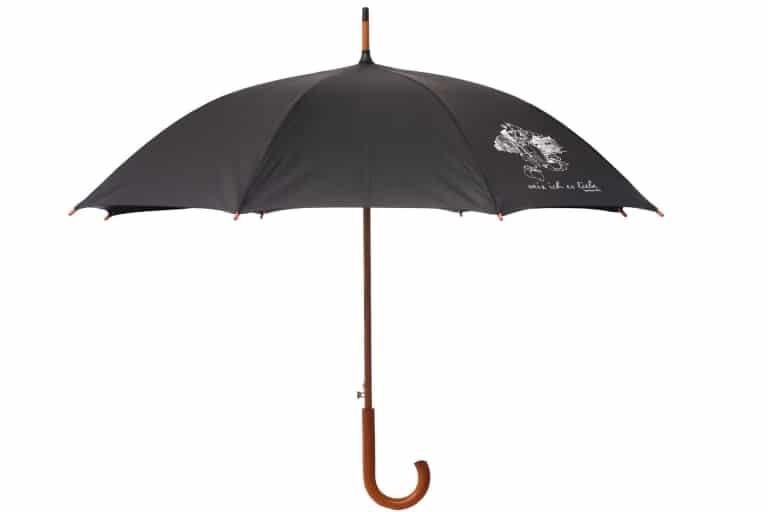 weiz ich es liebe Tourismus Weiz Regenschirm