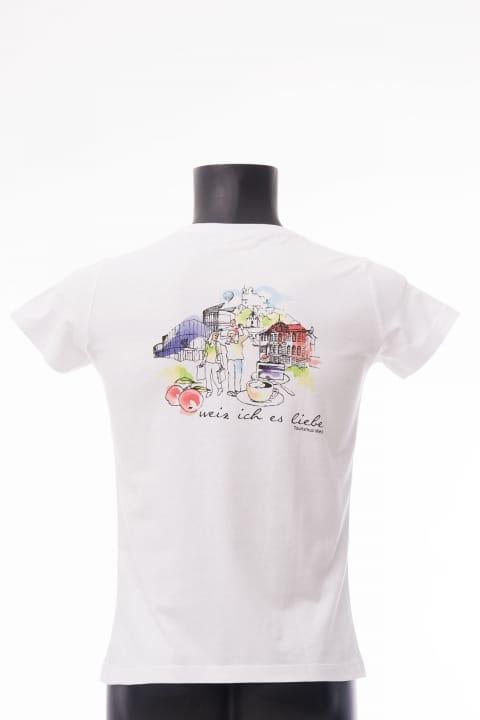 weiz ich es liebe T-Shirts
