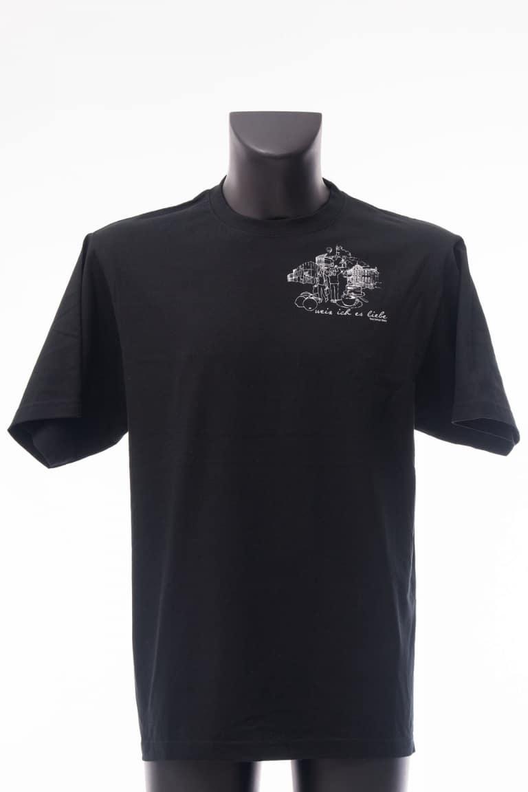weiz ich es liebe T-Shirt