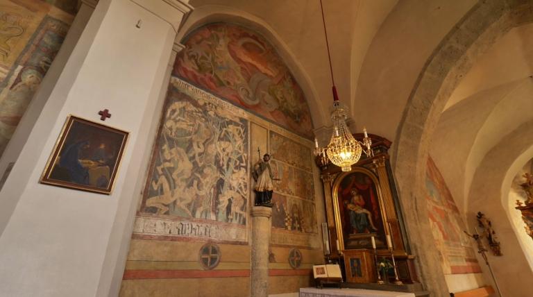 Taborkirche Innen