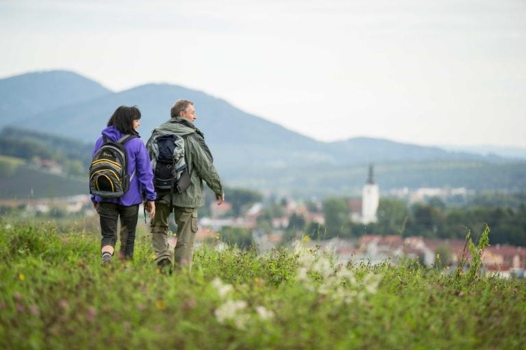Wandern St. Ruprecht an der Raab