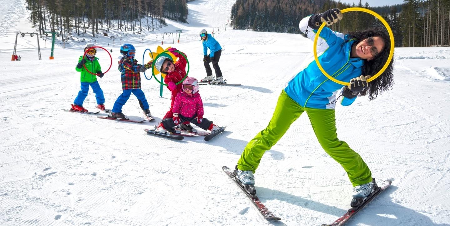 Winter Teichalm Kids Almenland
