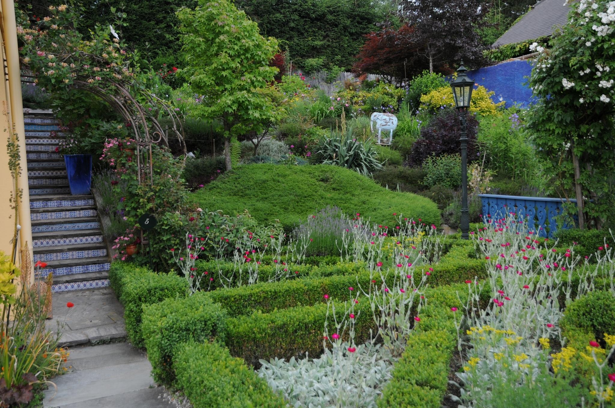 Botanischer Kräutergarten im Almenland