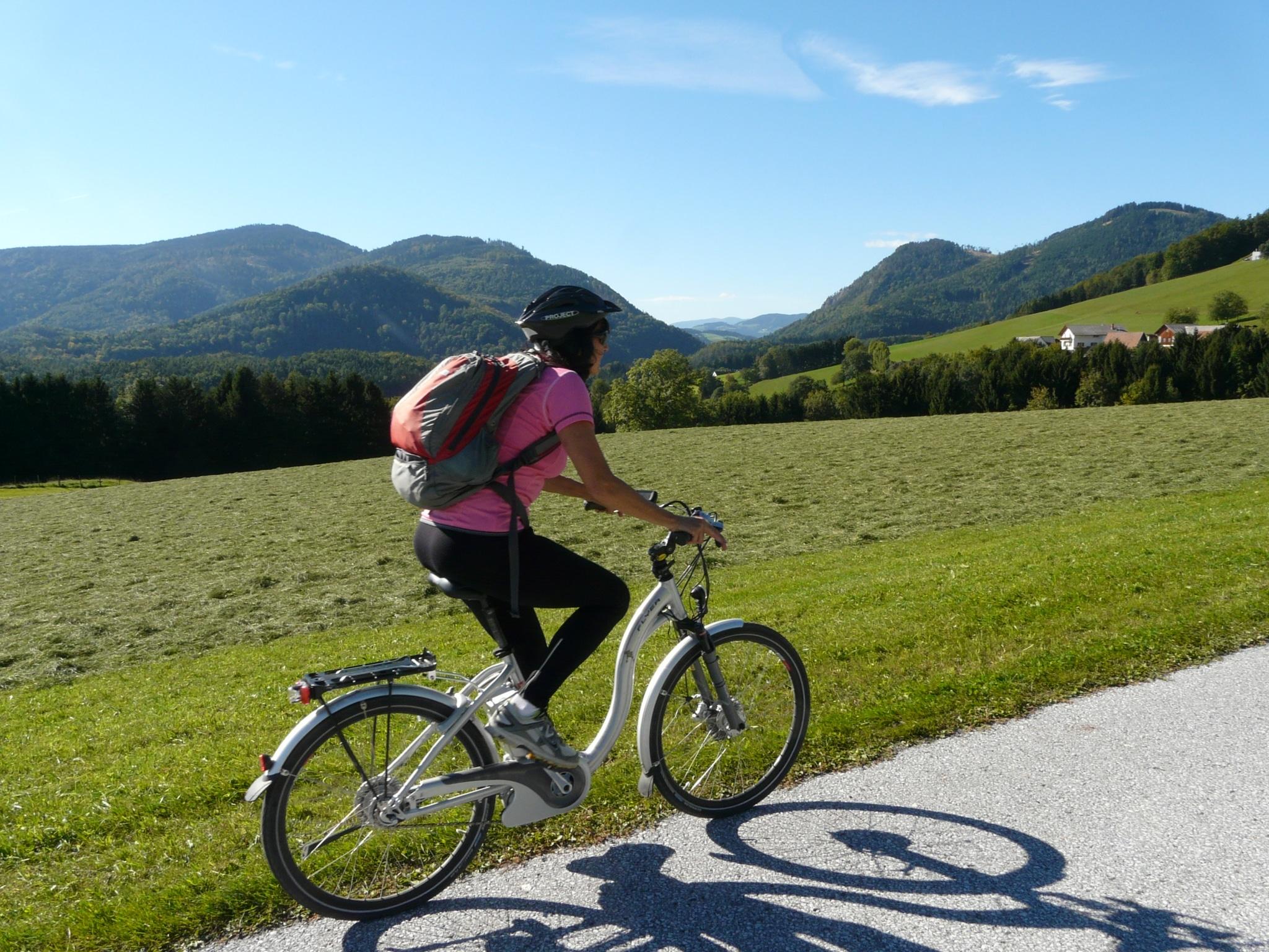 Radfahren Steiermark (c) Oststeiermark Tourismus