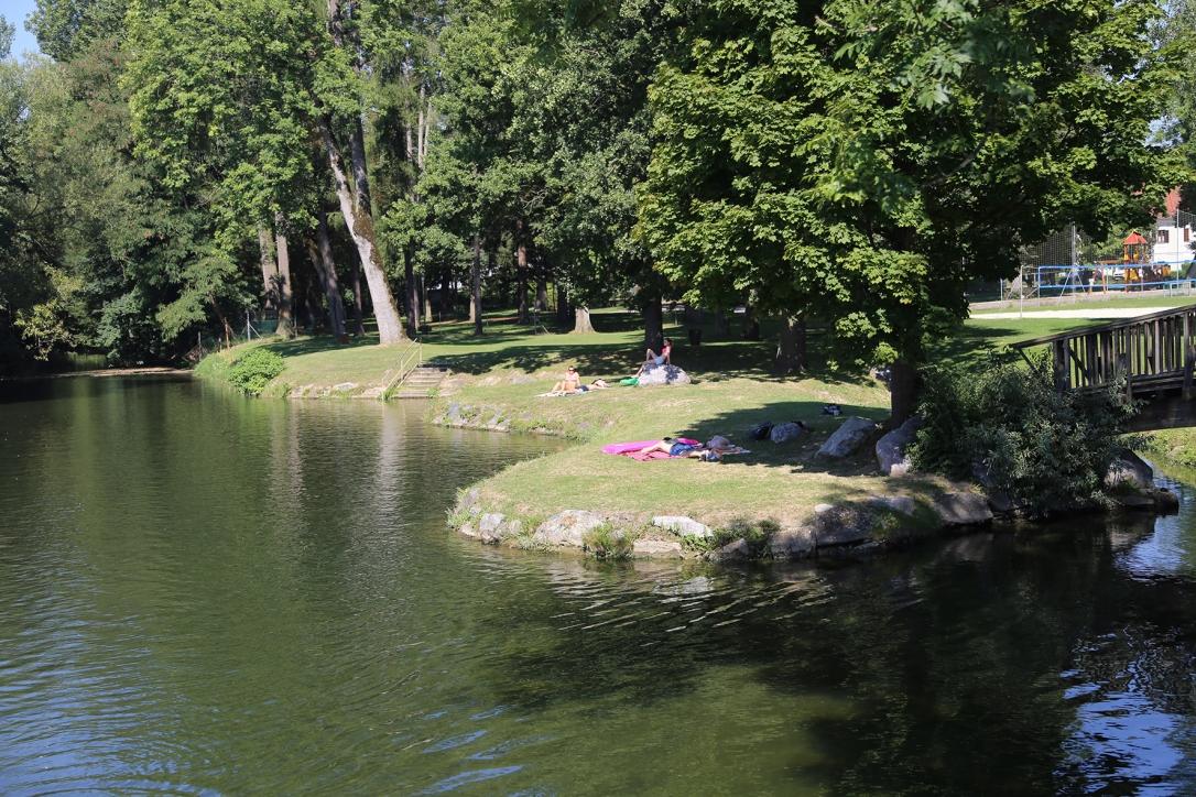 Flussbad St. Ruprecht