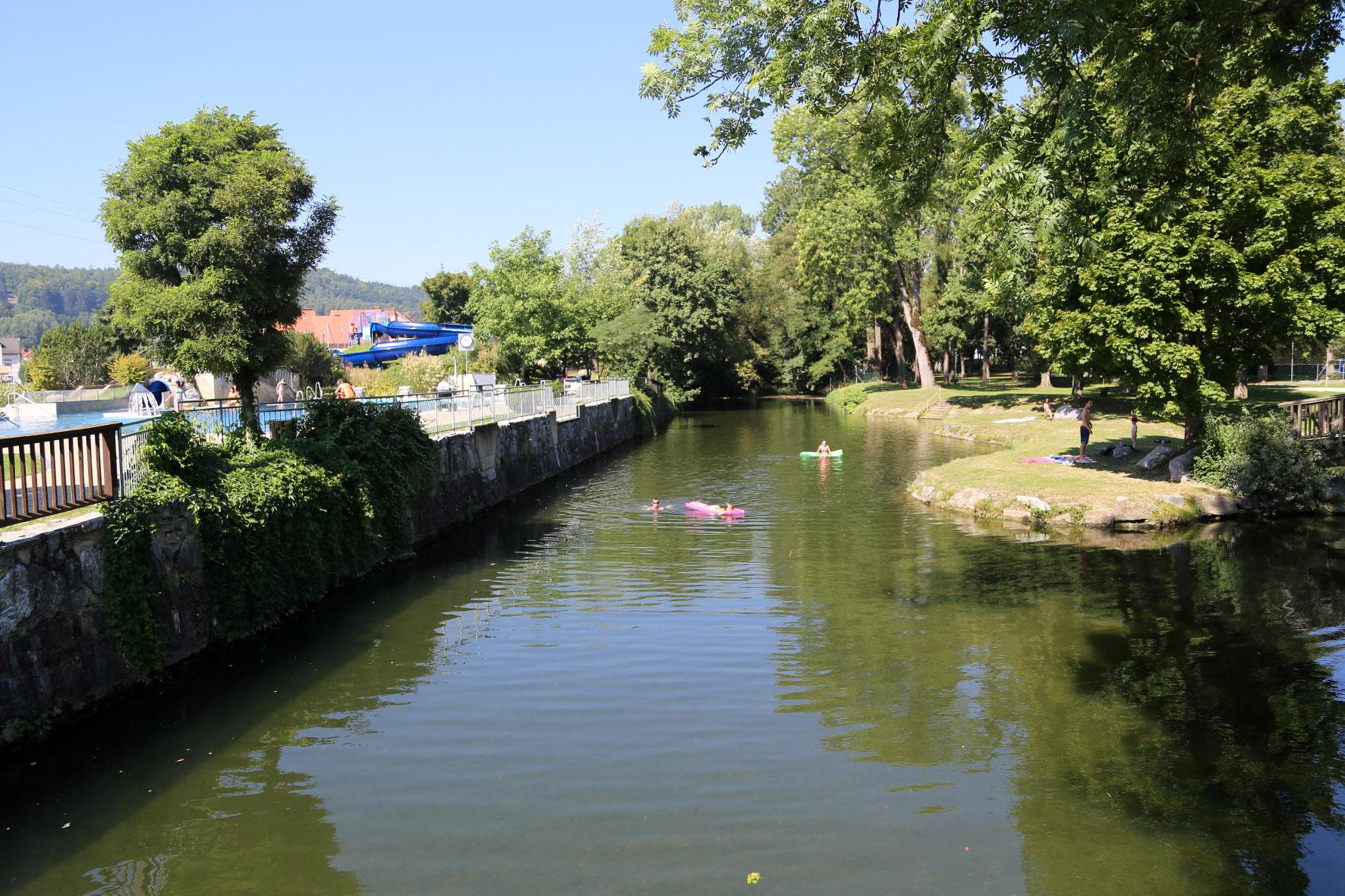 Flussbad St. Ruprecht_