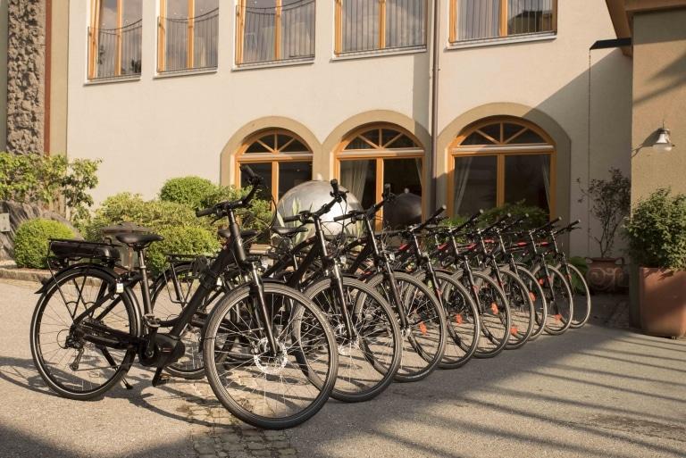 Garten-Hotel Ochensberger Räder