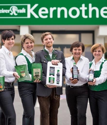 Steirerkraft Kernothek Team