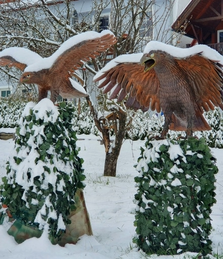 Kunstpark St. Ruprecht an der Raab Winter Wolfgang Neffe