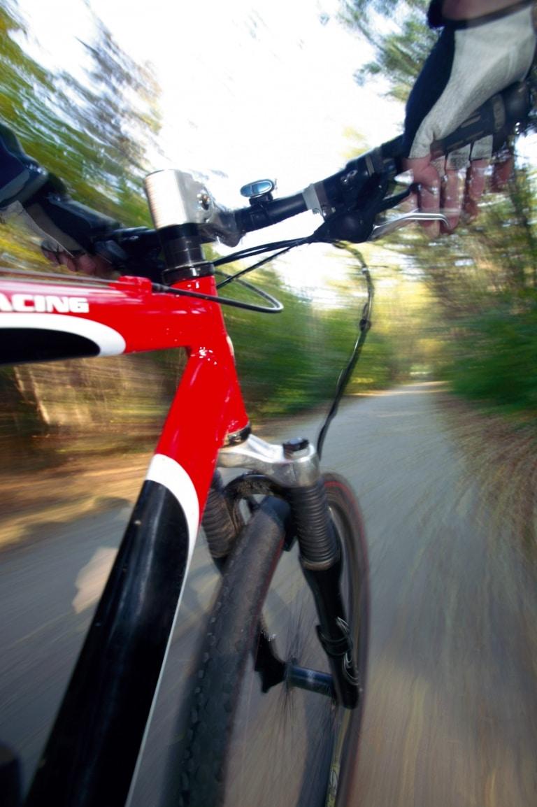 Mountainbike Detail