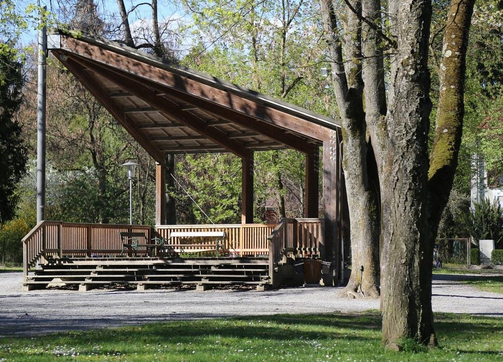 Pavillon Park Ruprecht