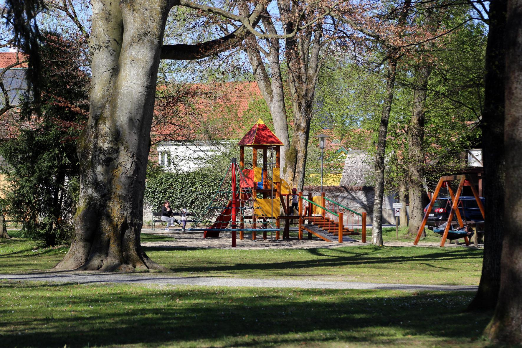 Park Spielplatz