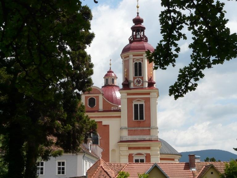 Pöllau Schlosspark